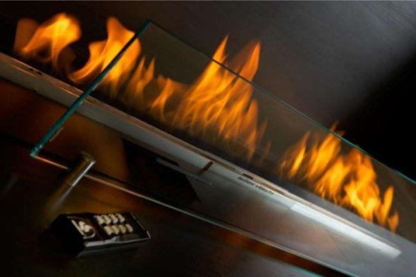 Denvere RibbonFire anautomaticbuilt inburner