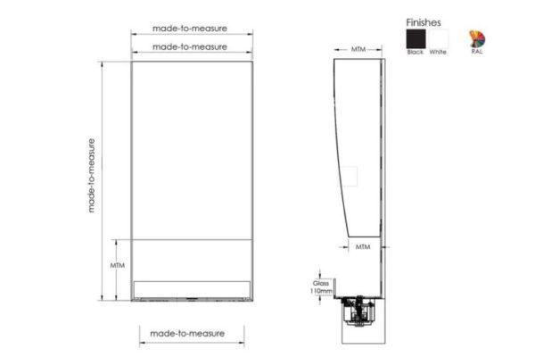 BiokominekdozabudowyManhattan wymiary