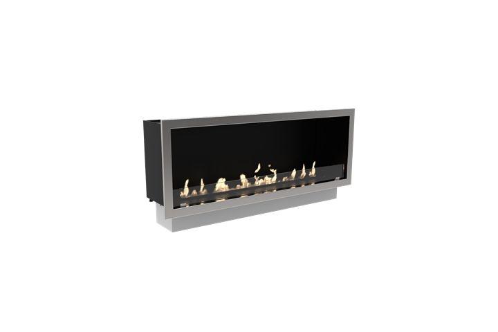 Biokominek Montreal Basic with frame
