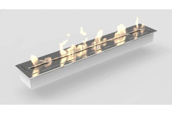 Palenisko Built-in manual burner