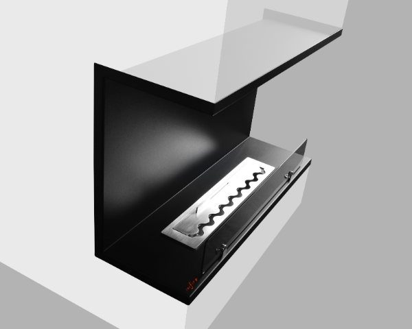 Biokominek Inside C 800 vers 2 aranżacja
