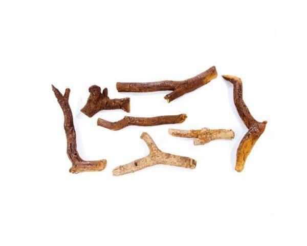 Zestaw polan A 7 elementów do biokominka Ruby Fires