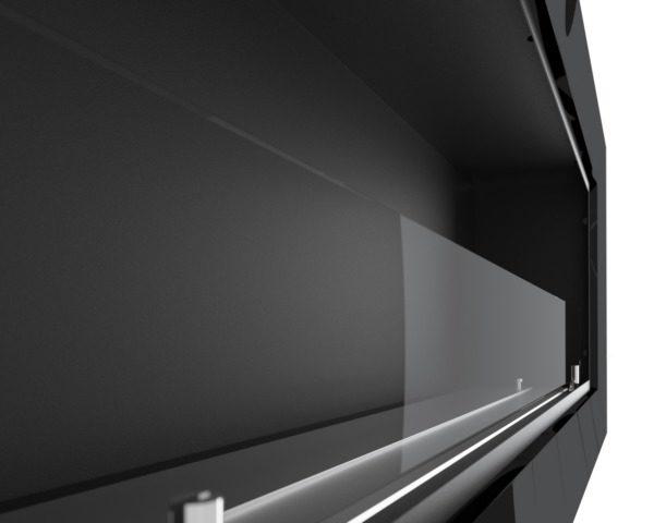 Biokominek Frame 1200 ramka kolor