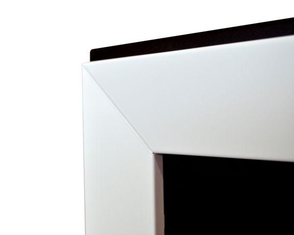 Biokominek Frame 550 biały