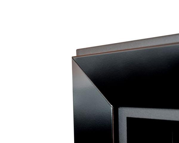 Biokominek Frame 550 czarny