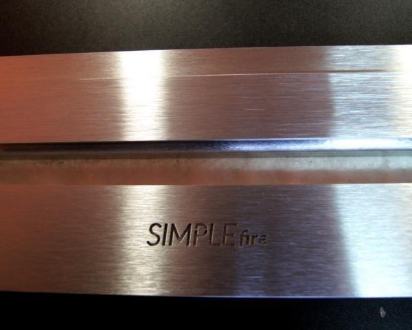 Biokominek Simple fire palnik
