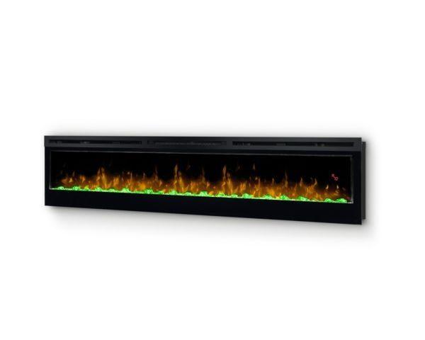 KomienkPrism 74 LED podświetlenie zielone