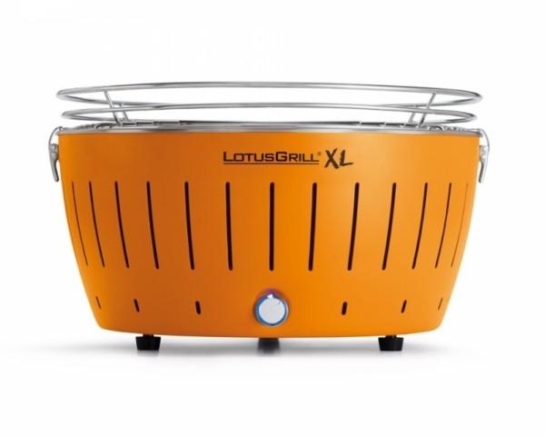 Grill Lotus XL Pomarańczowy