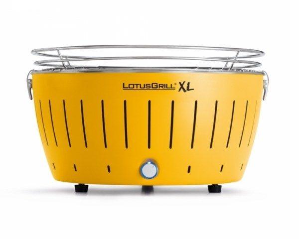 Grill Lotus XL Żółty