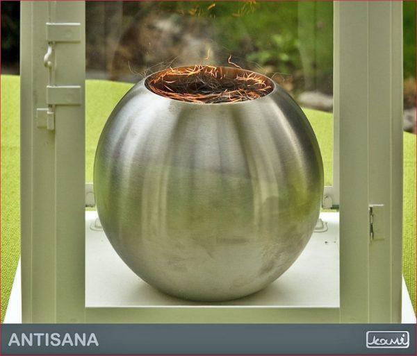 Biokominek biolama Antisana