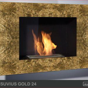 Biokominek Vesuvius Gold 24