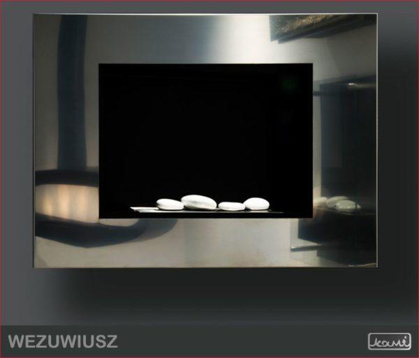 Biokominek Wezuwiusz
