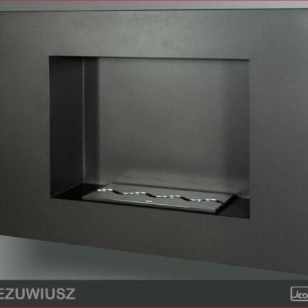 Biokominek Wezuwiusz Slim