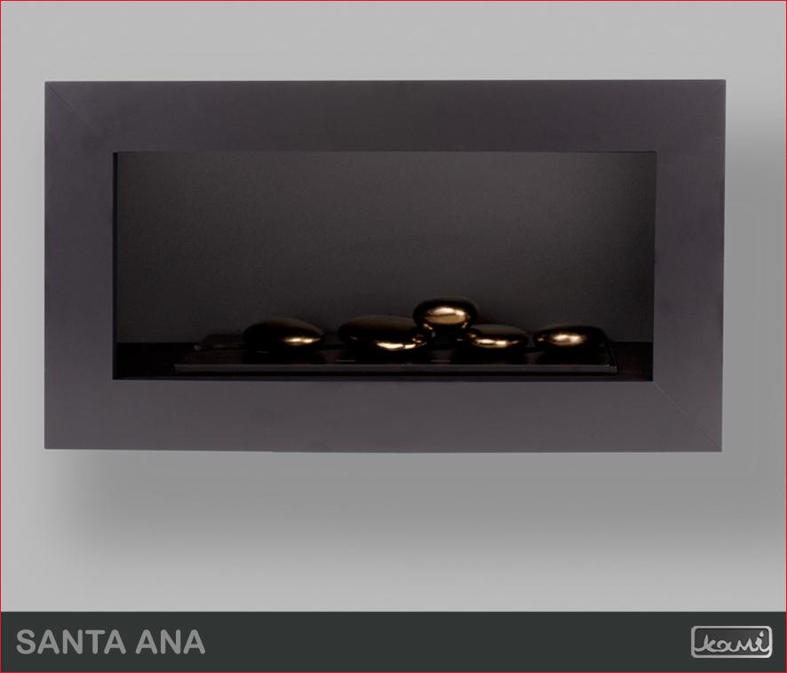 Biokominek Santa Ana