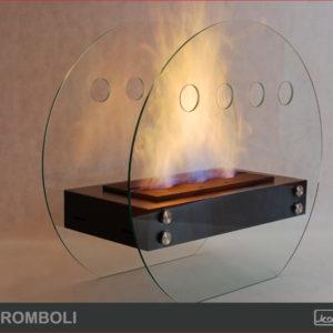 Biokominek Stromboli 100