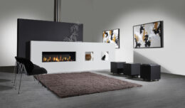 Kominek Gazowy Relaxed Premium XL