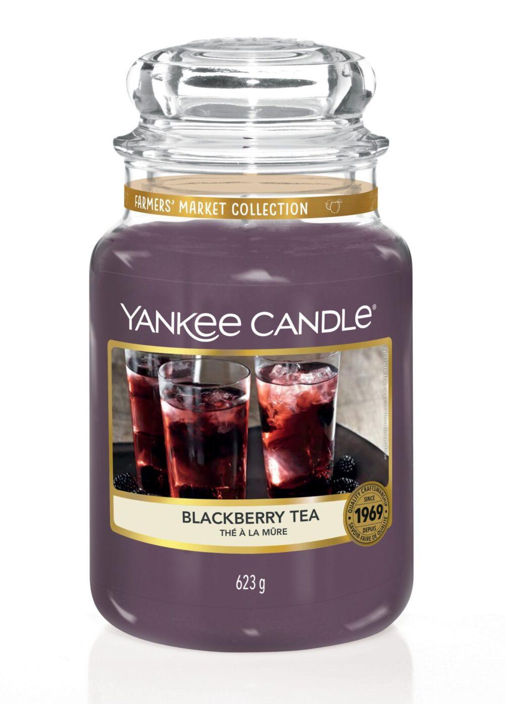 blackberry tea sloik duzy