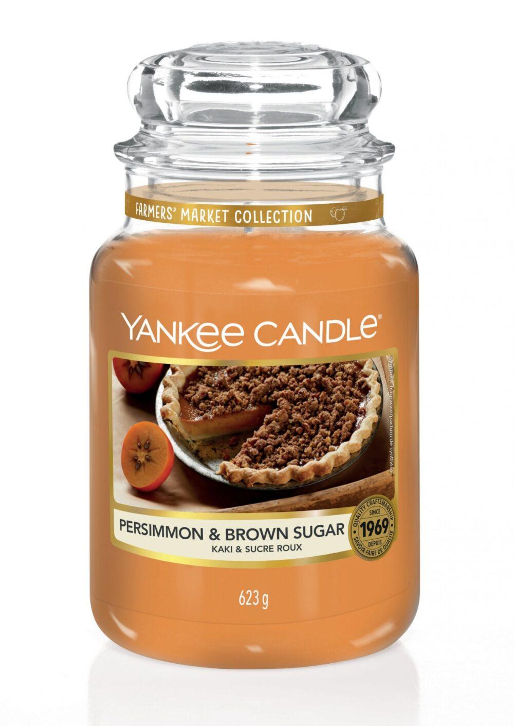 persimmon brown sugar sloik duzy