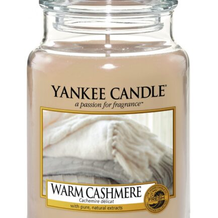 warm cashmere sloik duzy