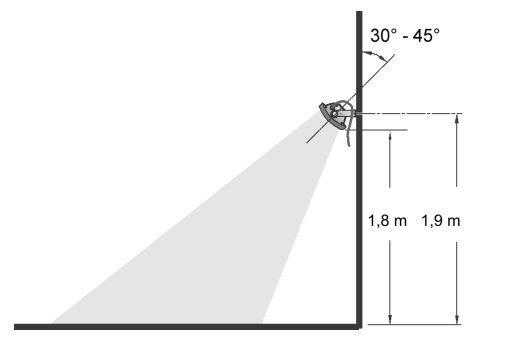 Promiennik podczerwieni Dimplex BA