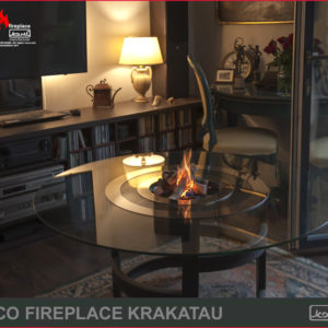 eco fireplace krakatau