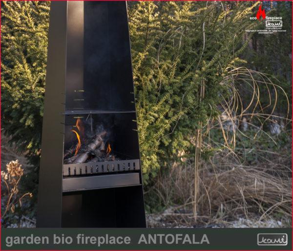 garden bio fireplace antofala bio kominki sklep